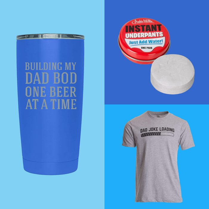 weird dad gifts for father's day