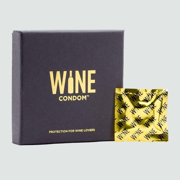 Wine Condom for Dad
