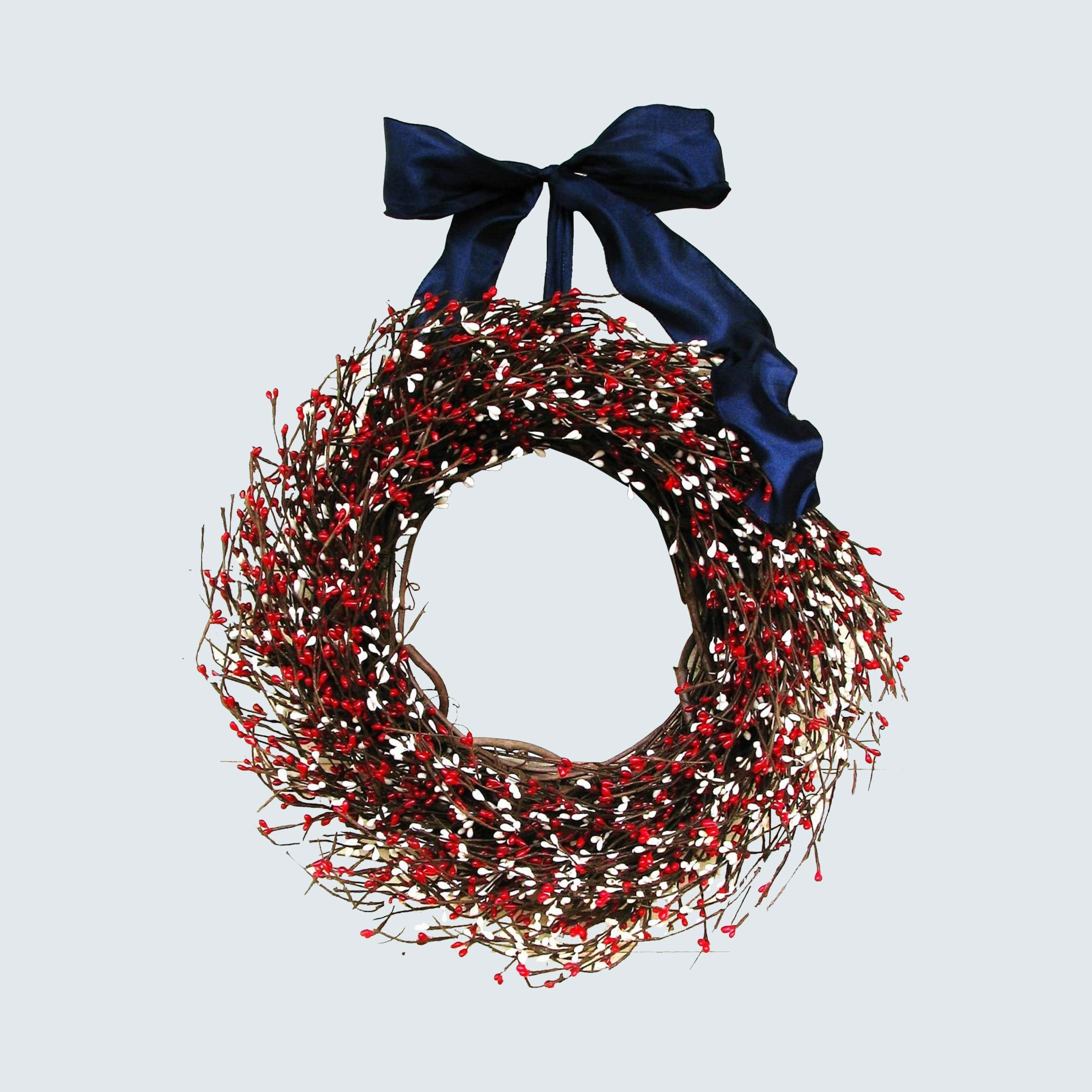 Patriotic Summer Wreath