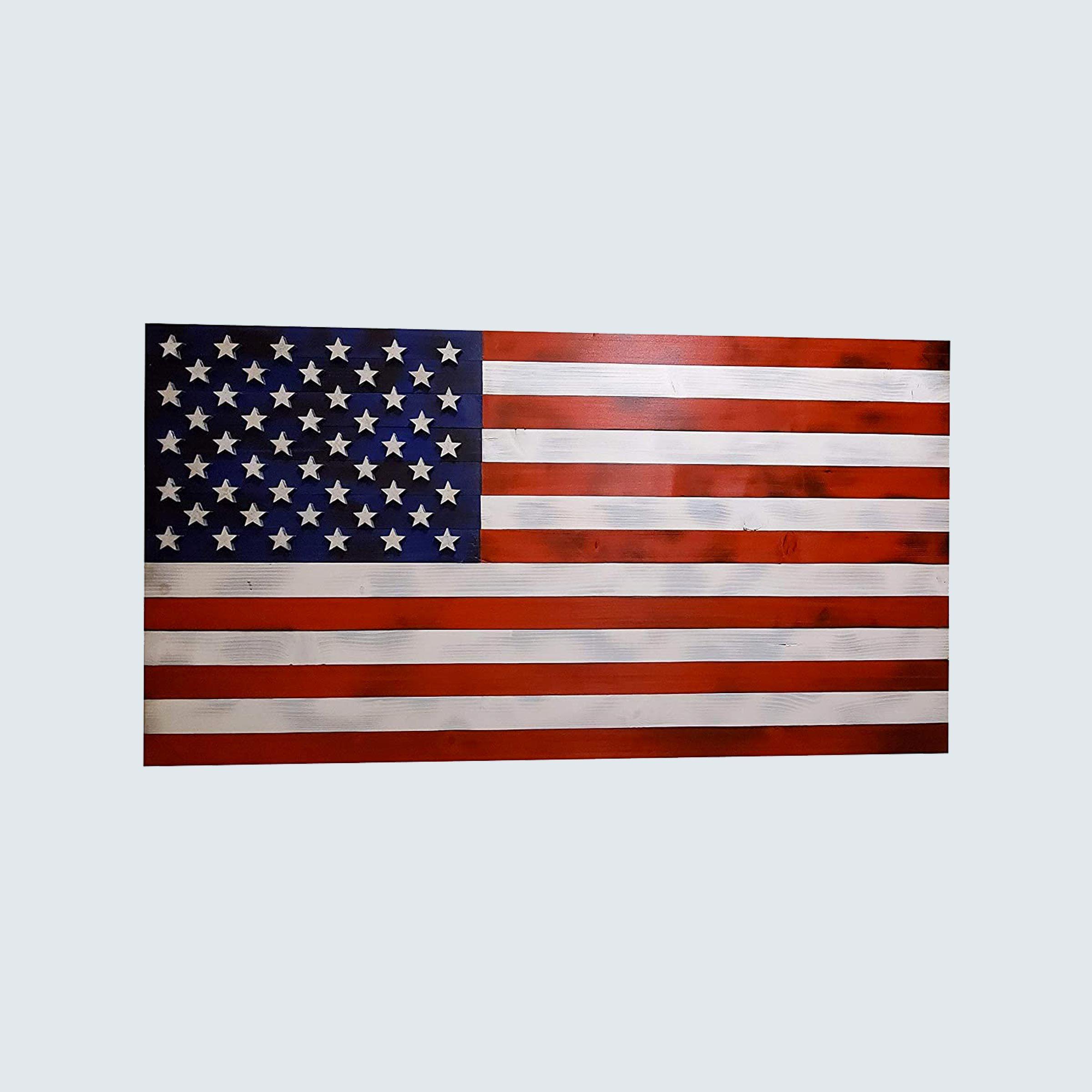 U.S. Flag Wall Art