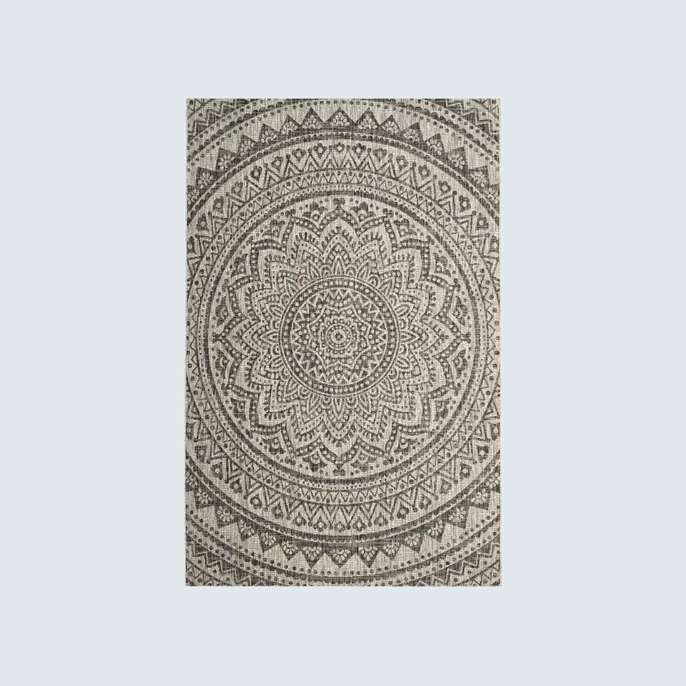 Amedee Gray Indoor/Outdoor Area Rug
