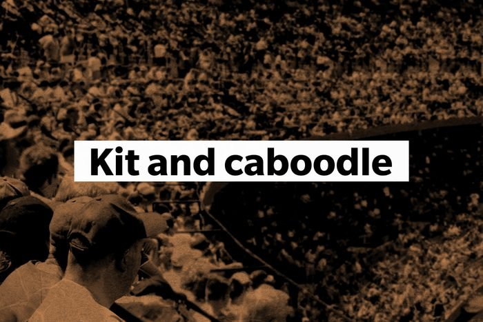 Kit and caboodle