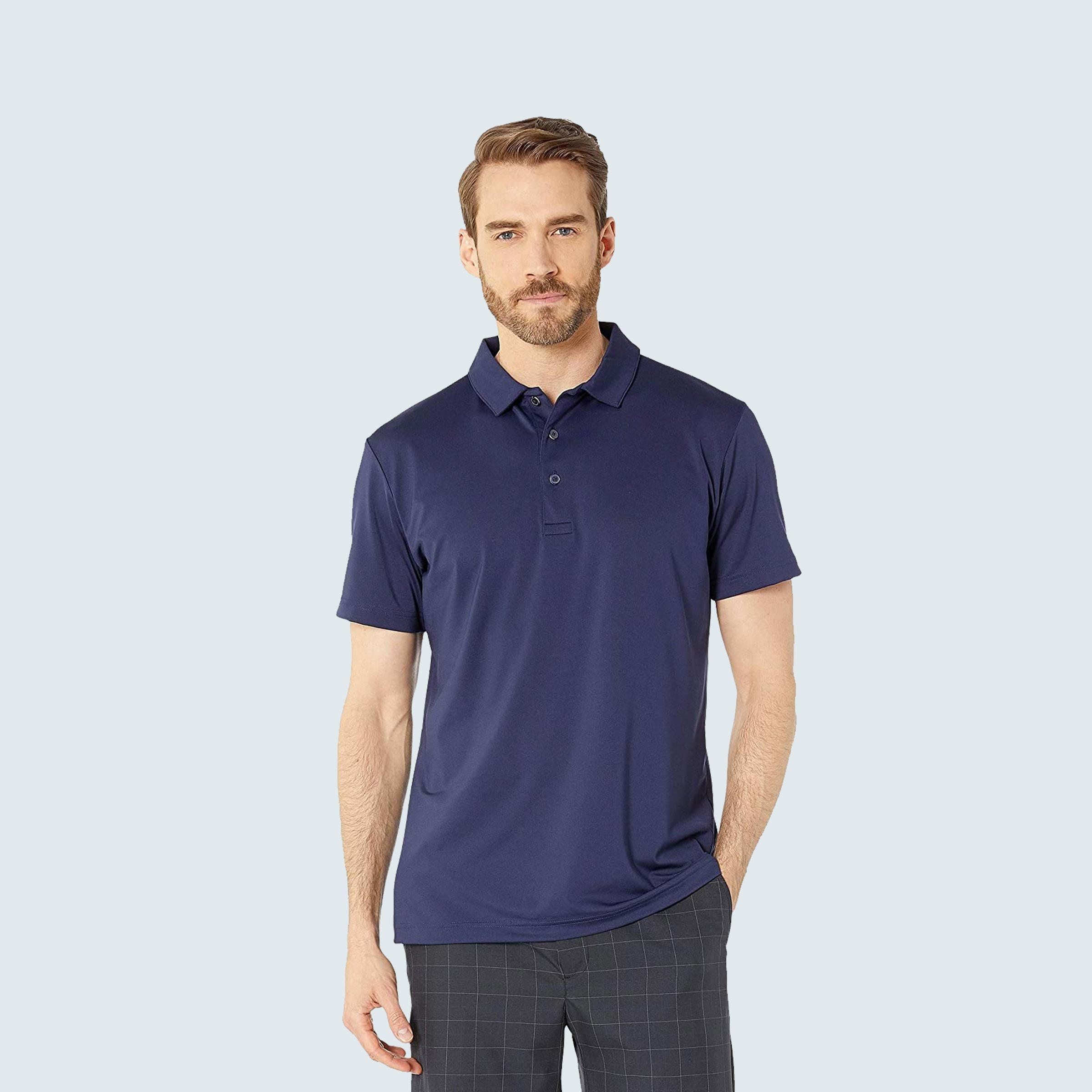 Mizzen+Main Phil Mickelson Performance Golf Polo
