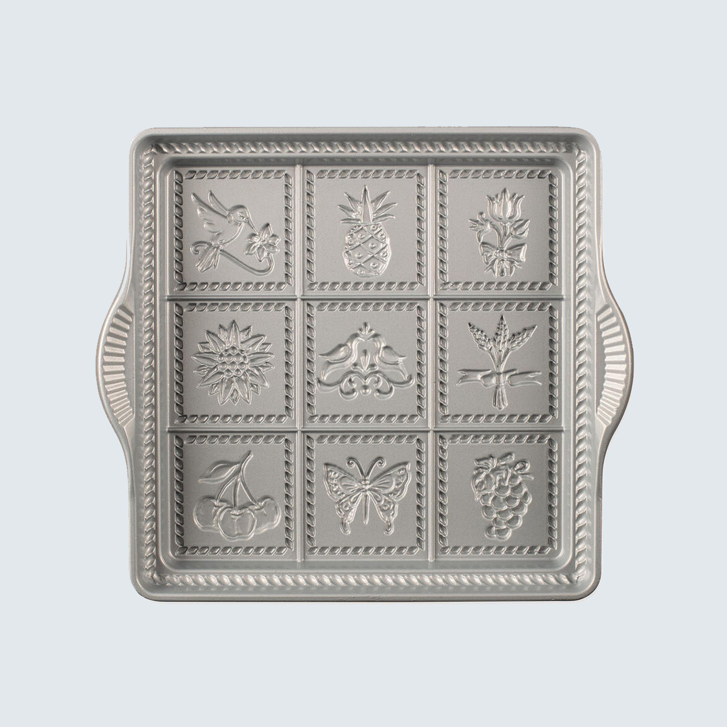 Nordic Ware Shortbread Mold