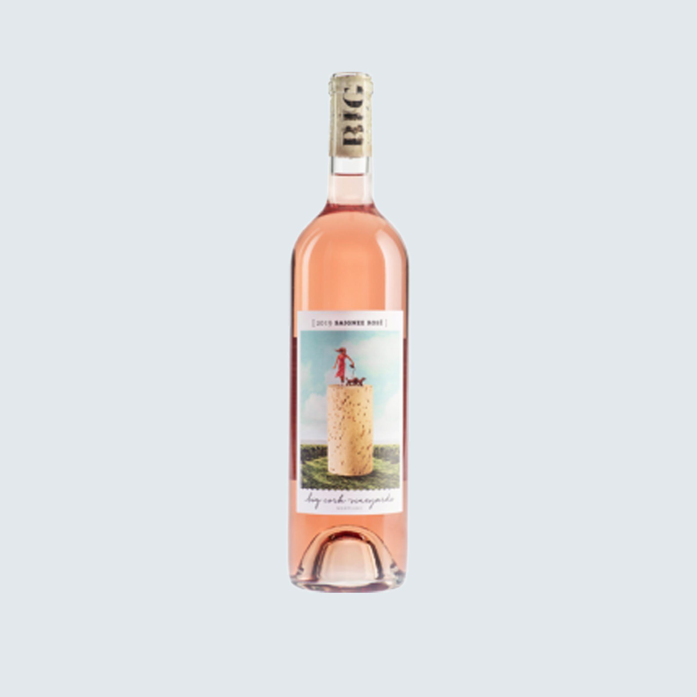 Big Cork Vineyards Saignée Rosé
