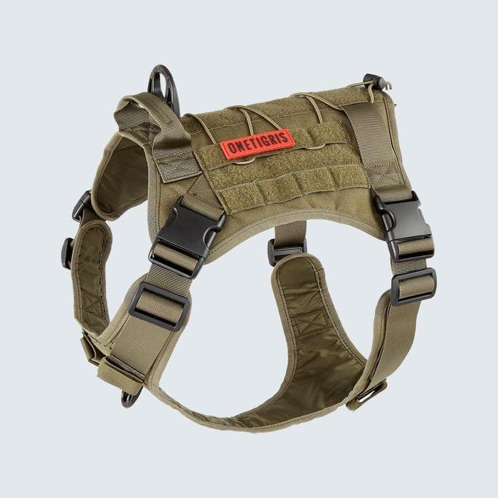 OneTigris Tactical Service Vest Dog Harness