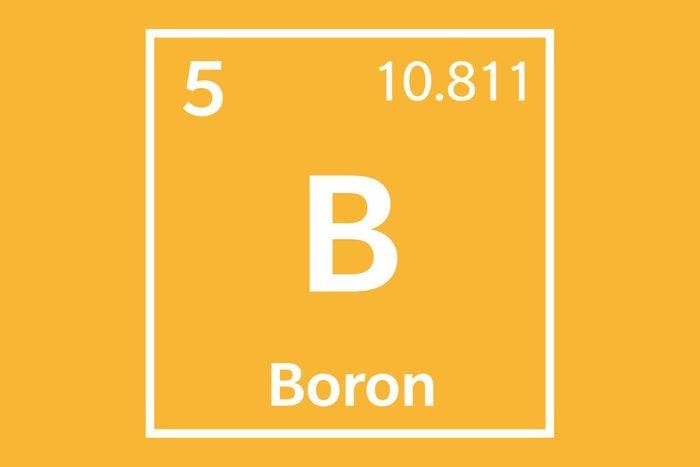 Boron