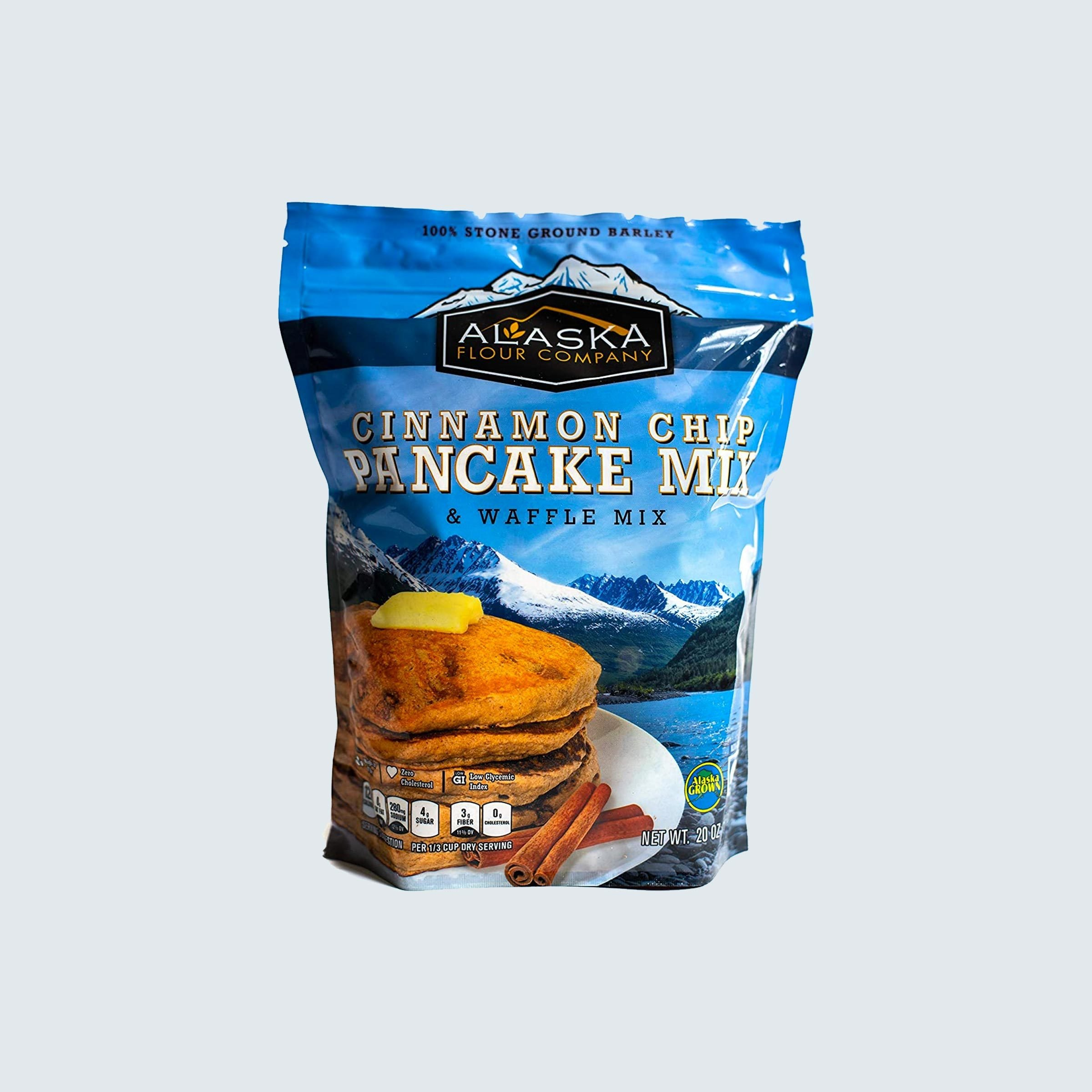 Alaskan Barley Flour products