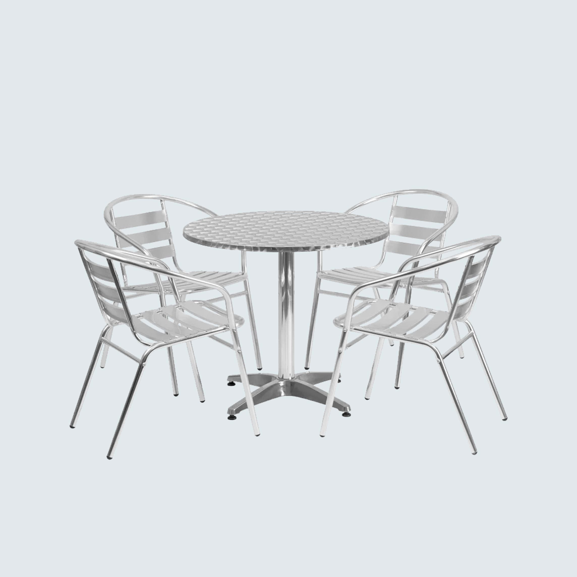 Yuba City 5-Piece Dining Set