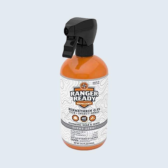 13. Ranger Ready Clothing Worn Repellent