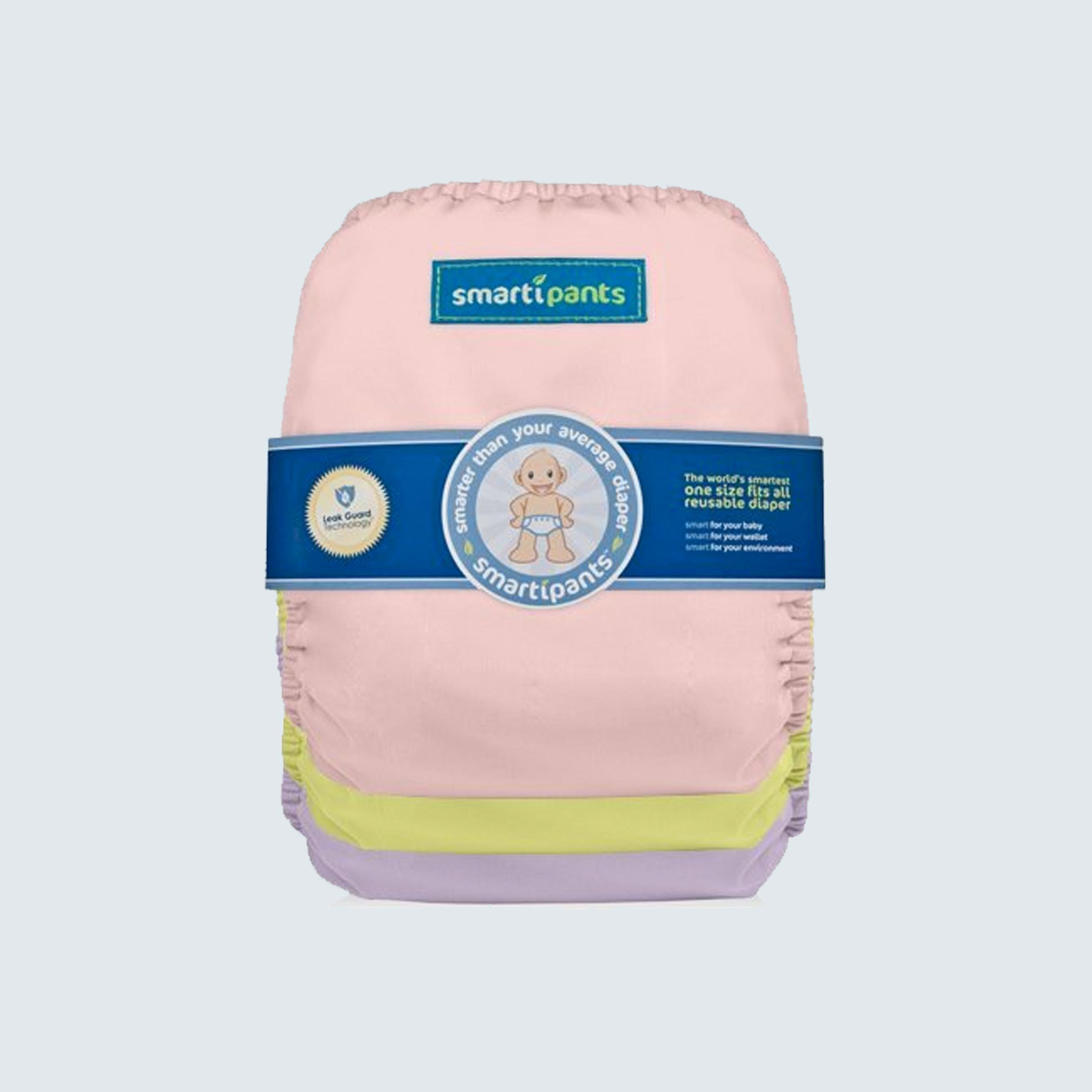 Smartipants Reusable Cloth Diapers
