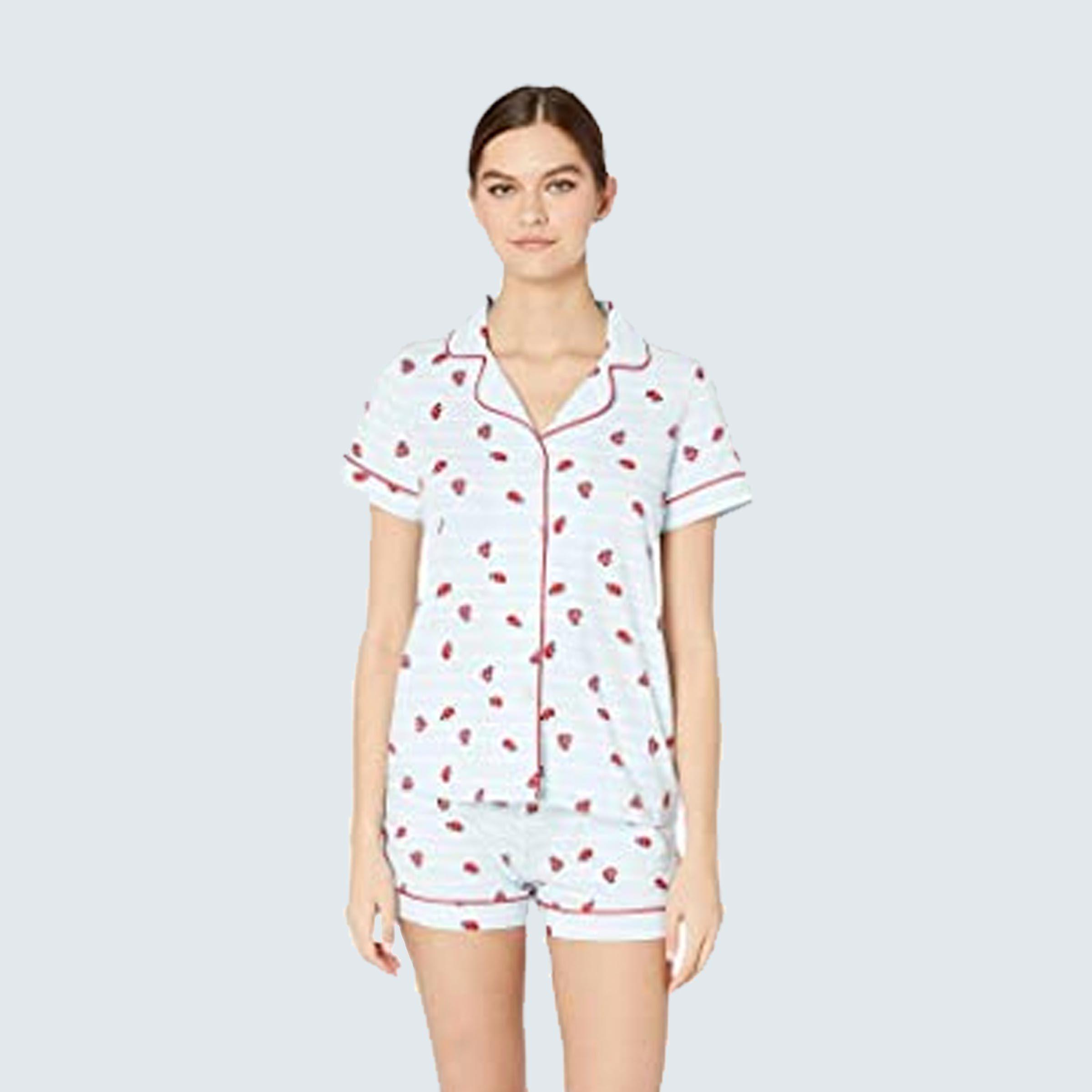 BedHead Pajamas Classic Shorty Pajama Set