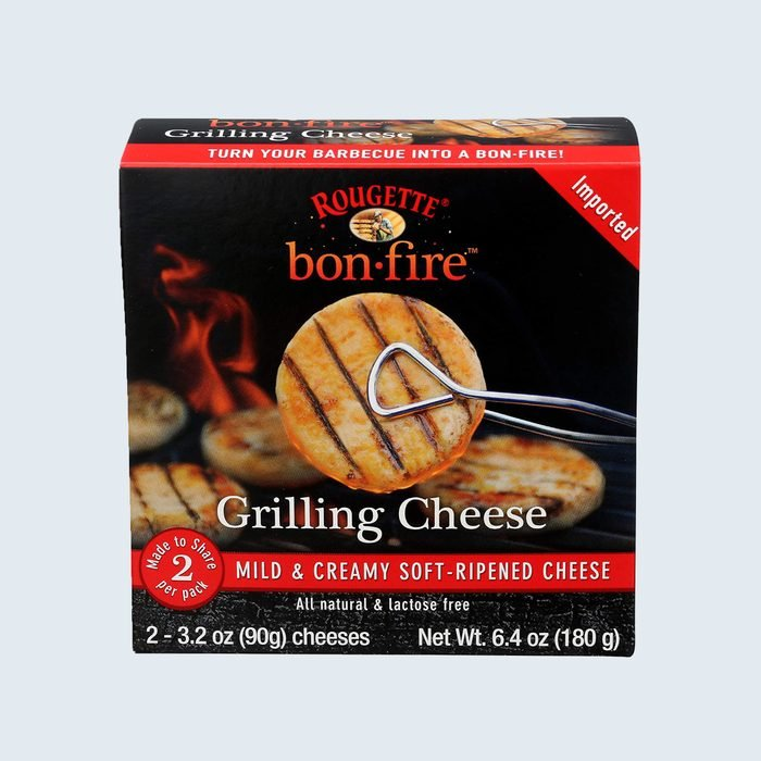 Rougette Bonfire Grilling Cheese