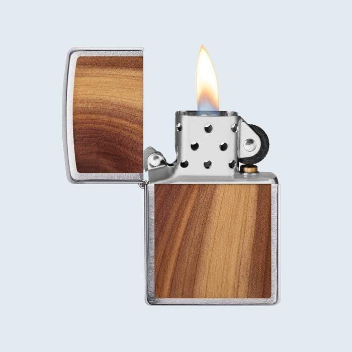 Zippo Woodchuck Usa Cedar Lighters