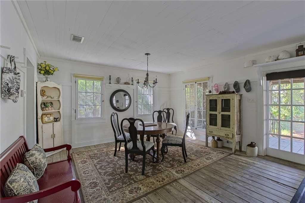 Shepherd Cottage, in Grayton Beach, Florida