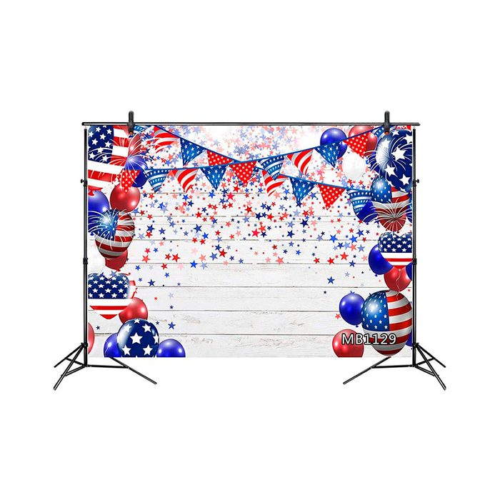 4th Of July Photo Backdrop