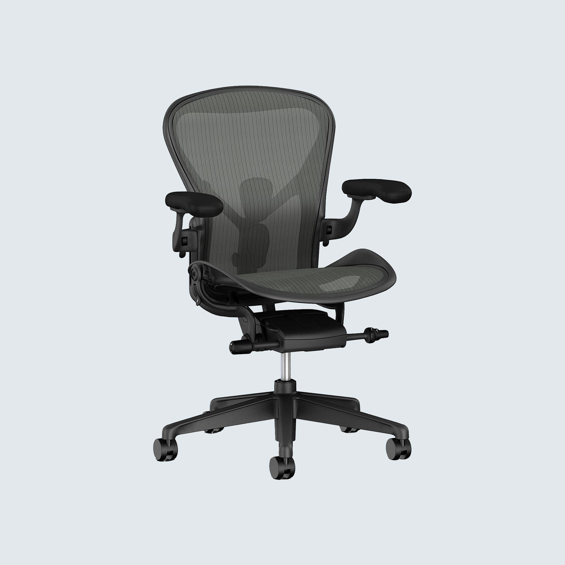aHerman Miller Furniture Aeron Chair