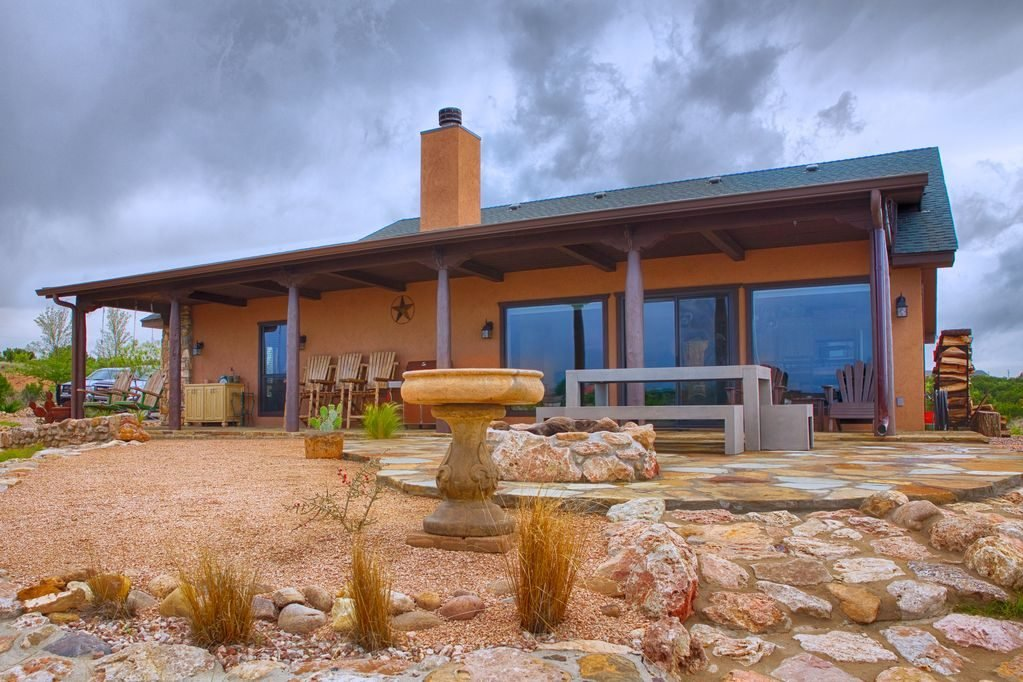 Doves Rest Resorts in Palo Duro Canyon State Park, Texas