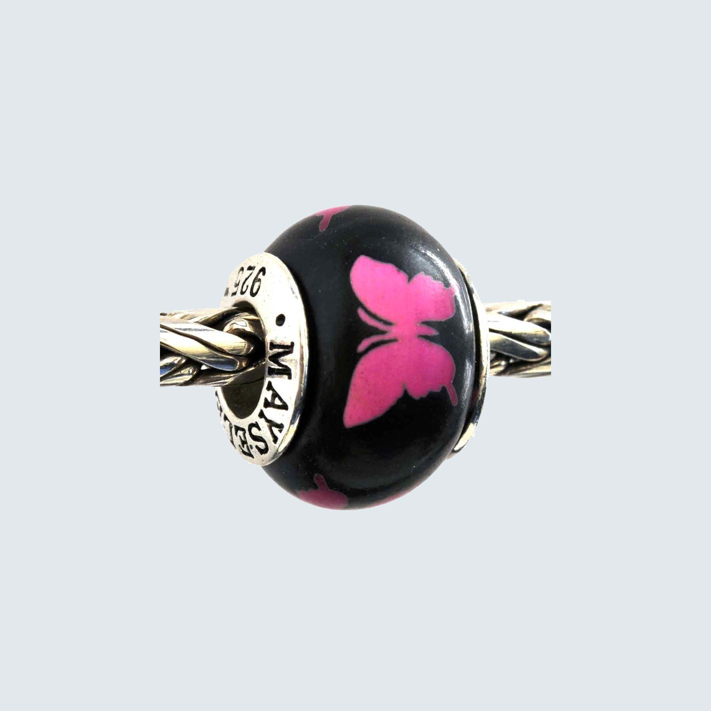 MAYSelect Handmade Clay Charm Beads