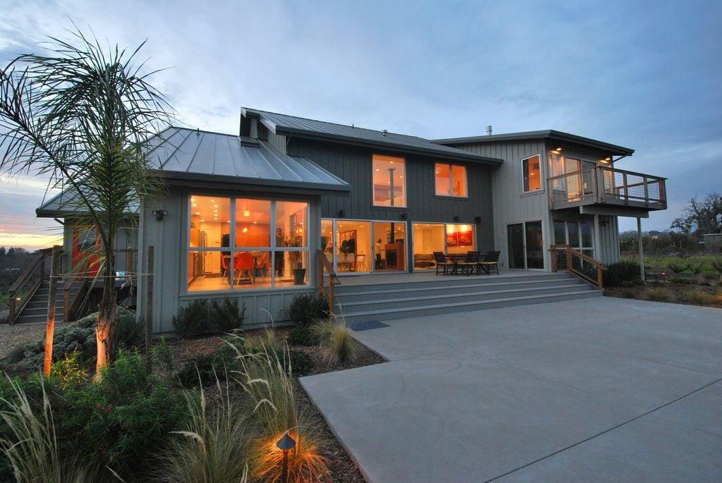 Coplan Vineyards Retreat, in Sonoma Valley, California