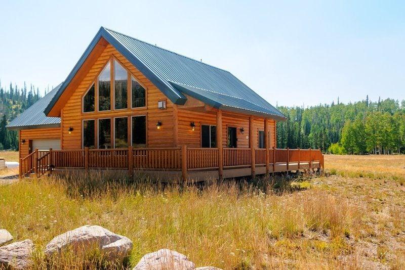 Cabin on the Prairie, in Cedar City, Utah
