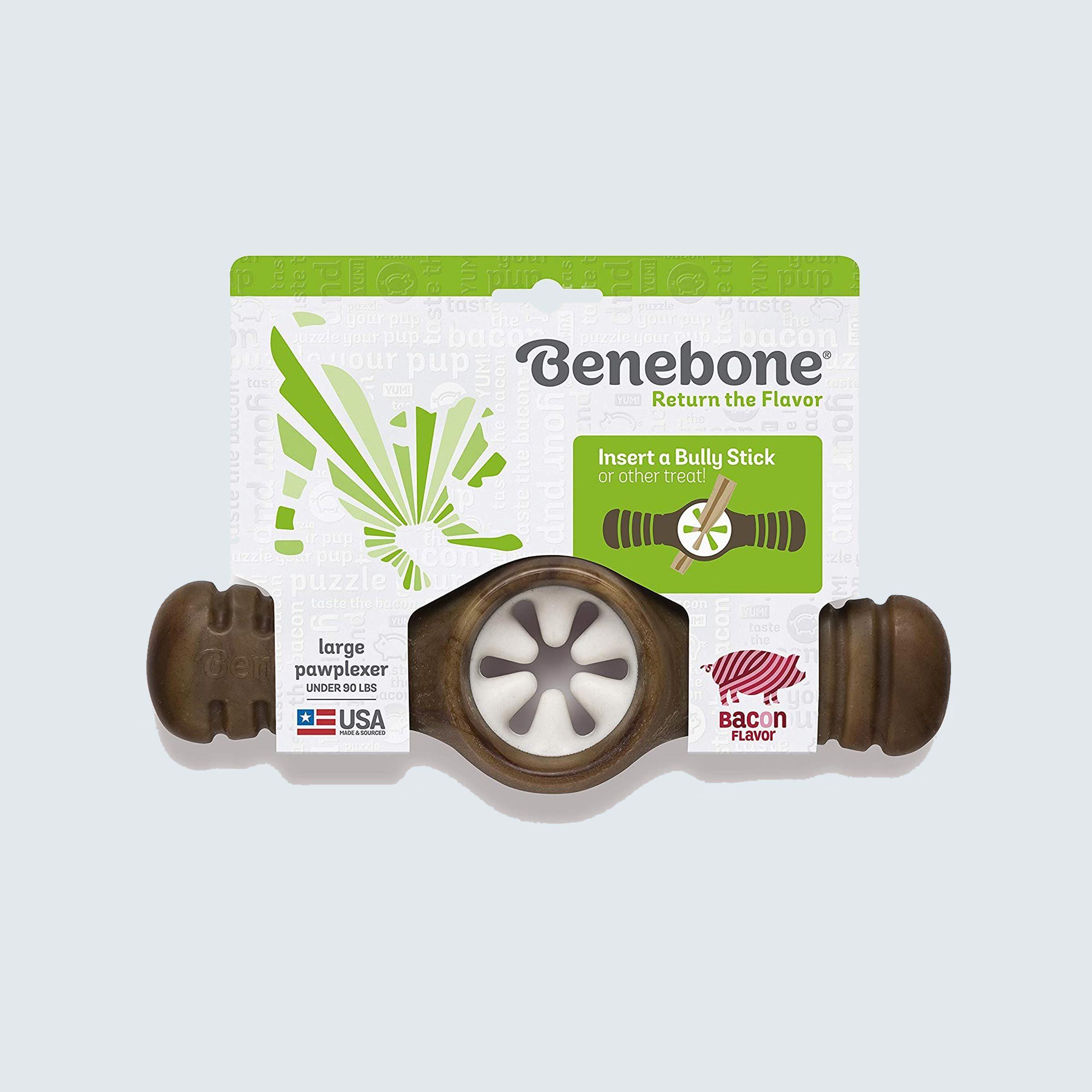 Benebone doggie chew toys