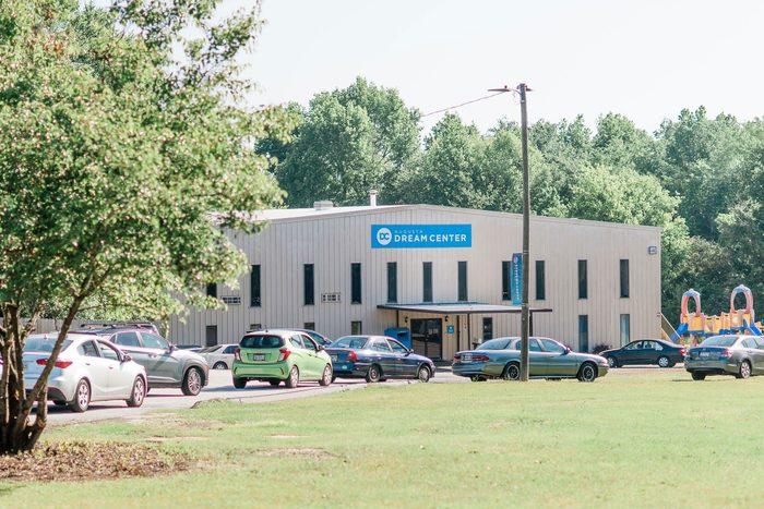 augusta dream center exterior