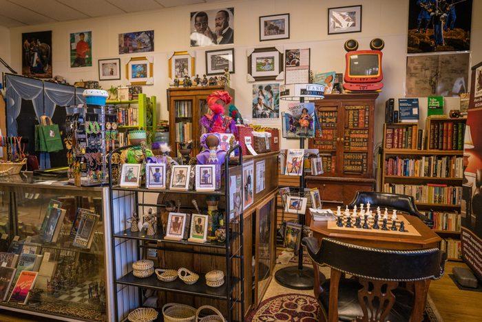 BRADLC Museum black owned bookstores tampa florida