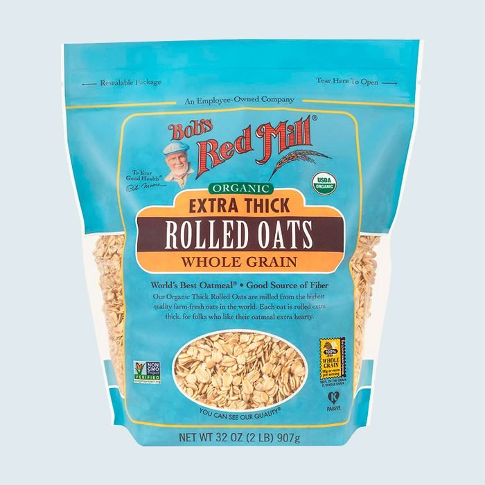 Bob's Red Mill Resealable Organic Extra Thick Rolled Oats