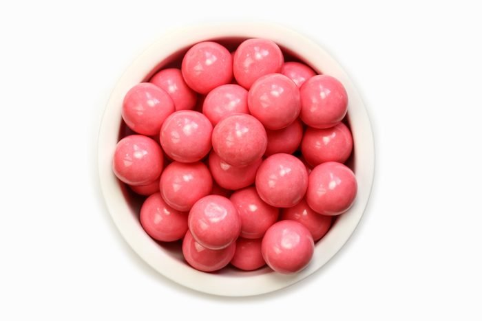 Pink Bubblegum Balls