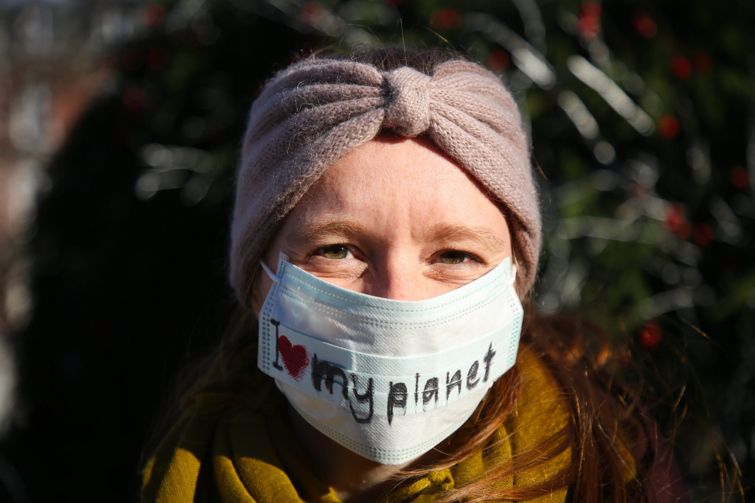 COP24 March For Climate In Katowice