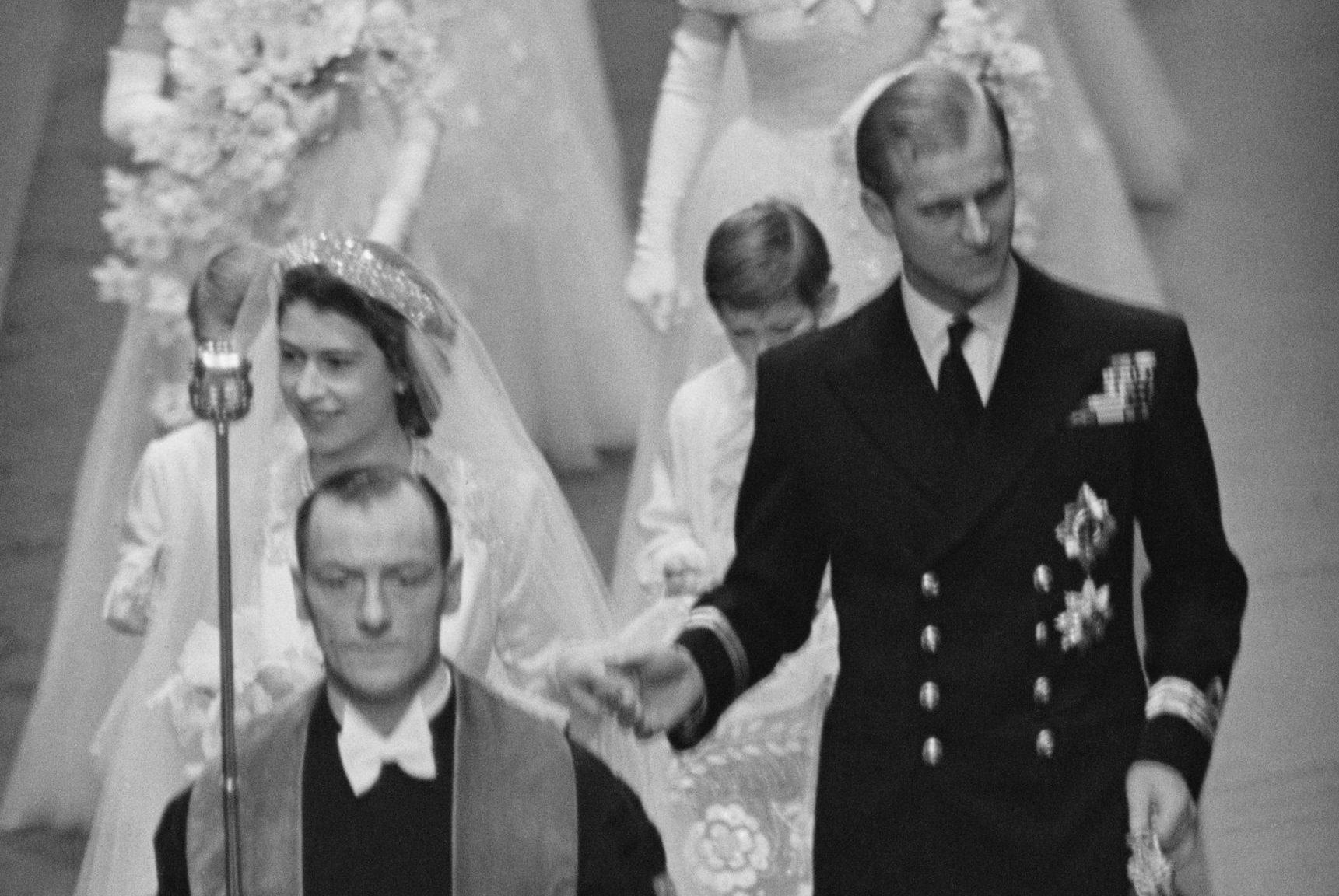 Royal Wedding Couple