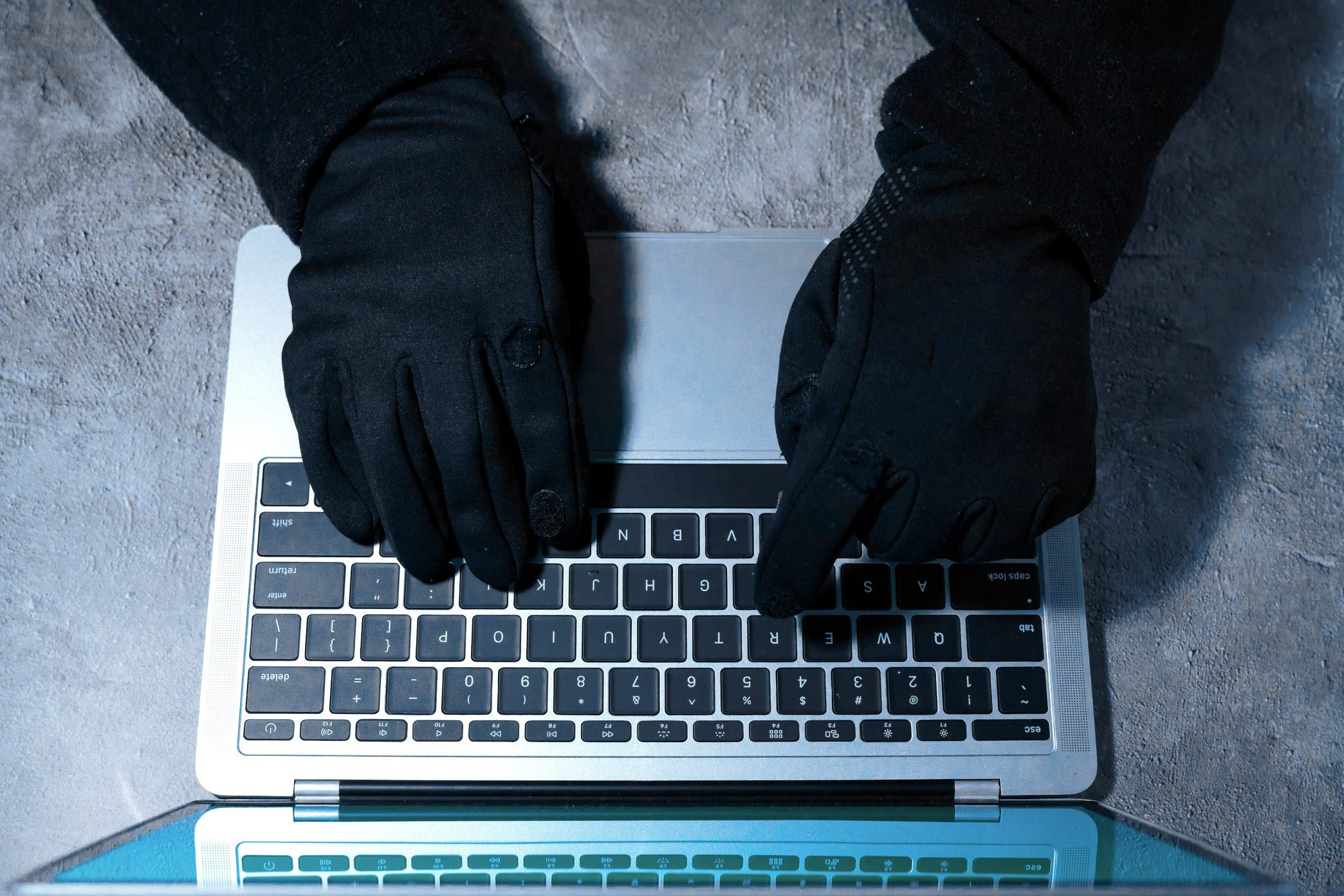 hacker identity theft social security credit cards