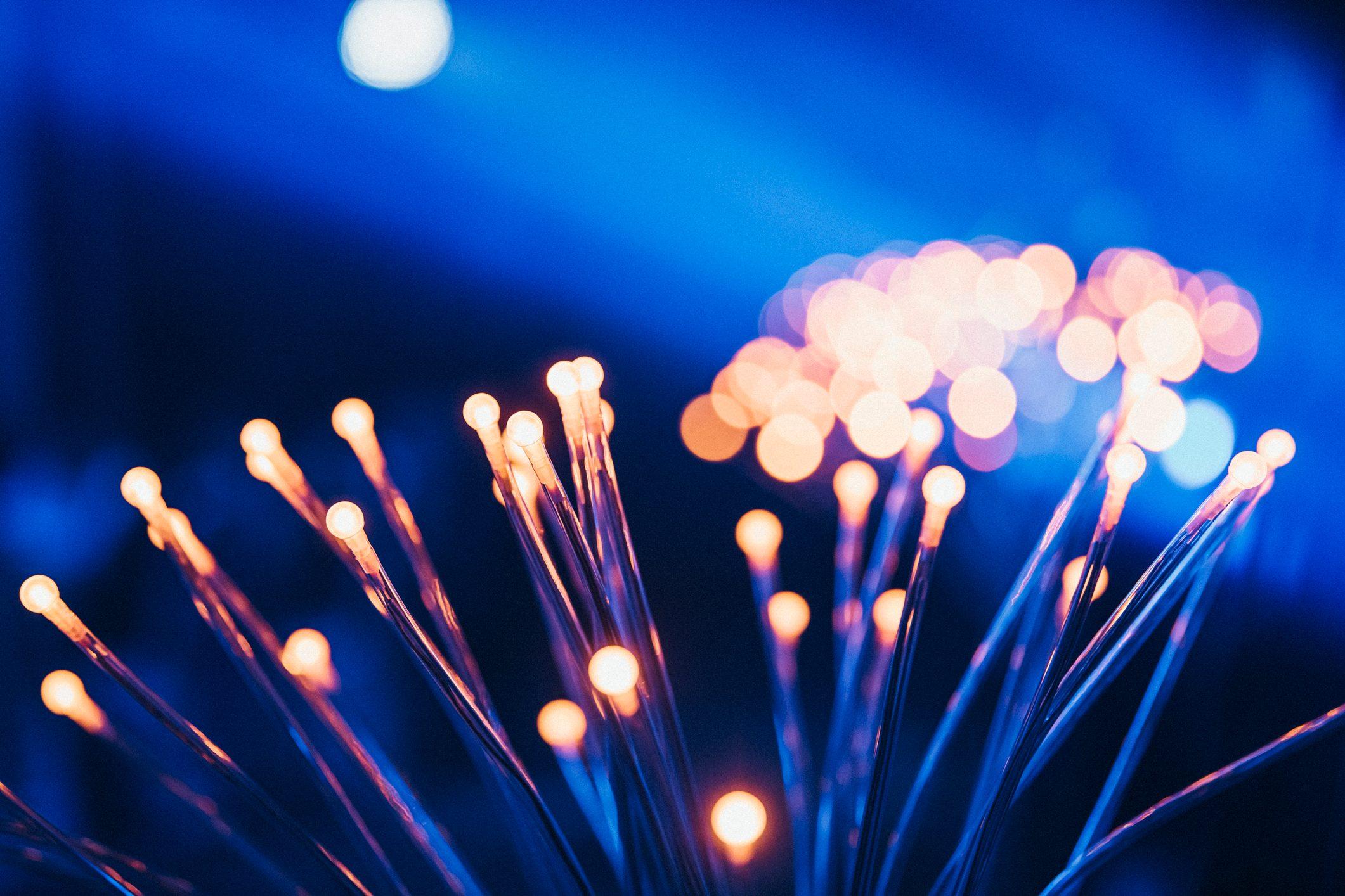 String Lights, LED Fireworks Copper String Lights Bouquet Shape