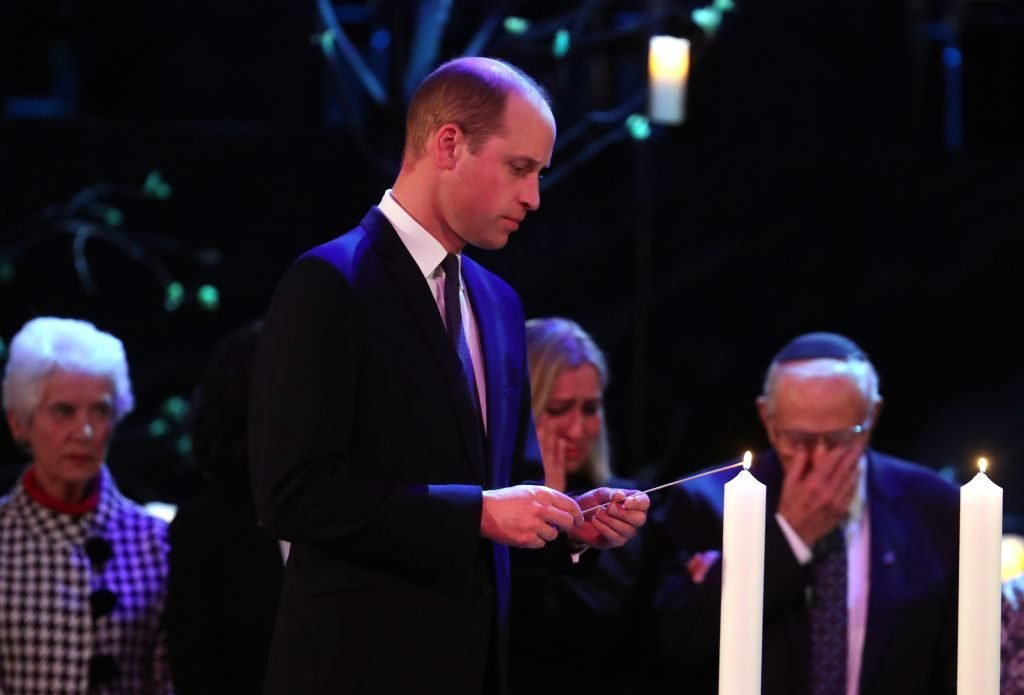 BRITAIN-ROYALS-POLAND-GERMANY-HISTORY-WWII-HOLOCAUST