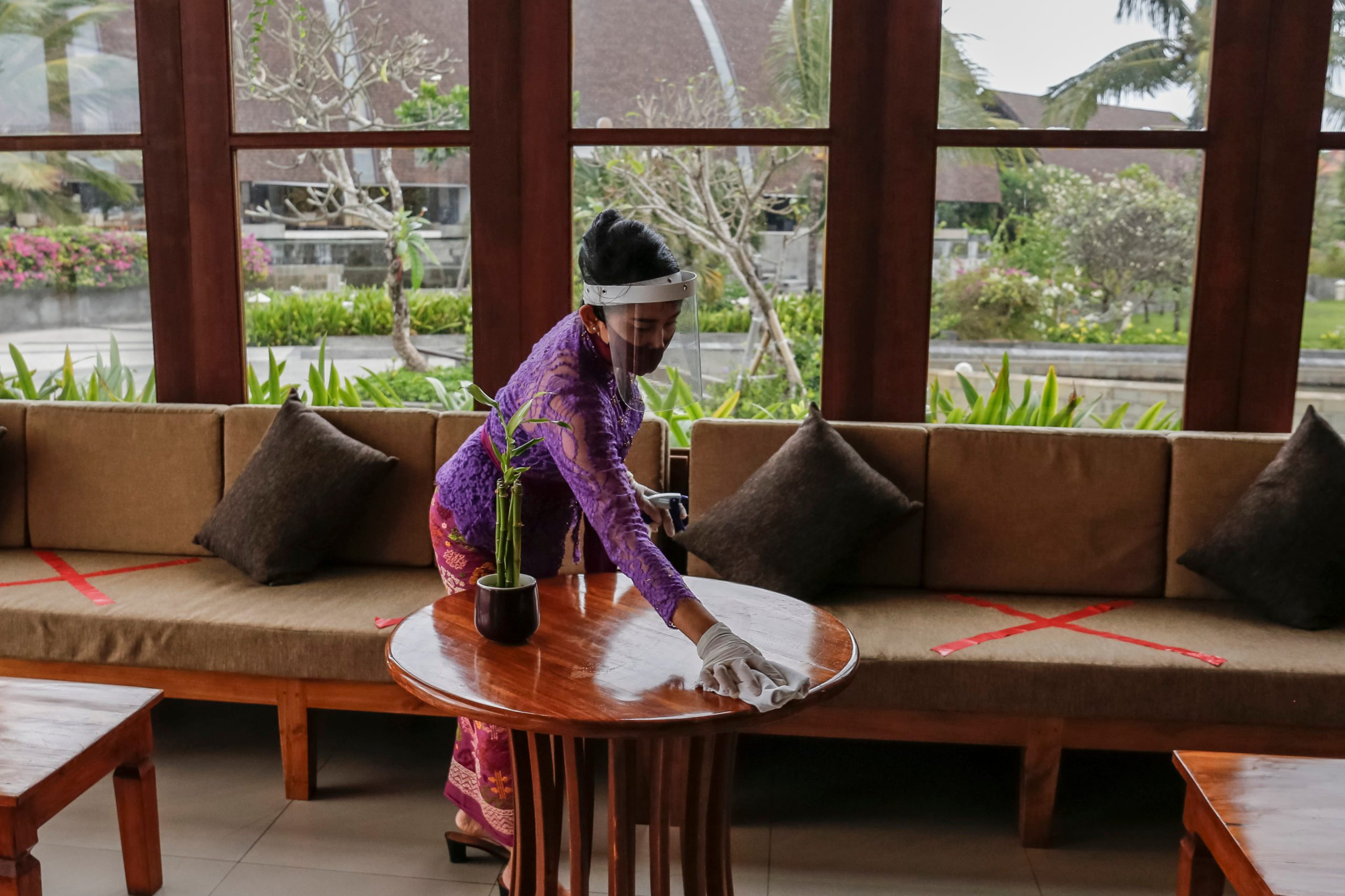 Ahead New Normal Life Era In Hospitality Of Tourism Industry In Bali