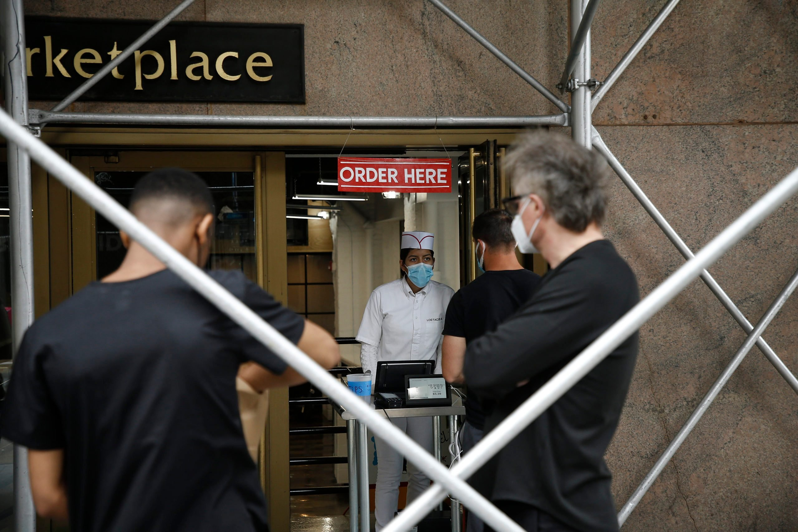 Phase One Of Economy Reopening In New York