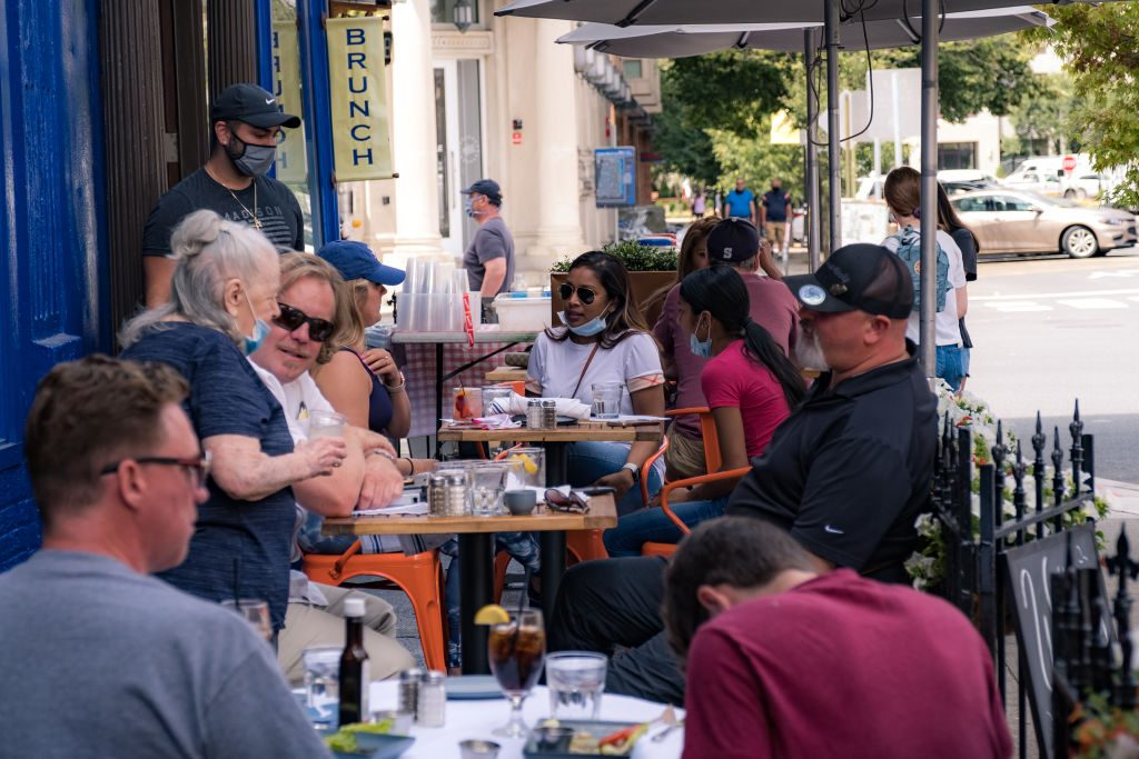 New Jersey Re-Opens Retail Stores And Outdoor Dining In Easing Of COVID-19 Rules