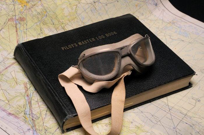 Pilots Goggles H