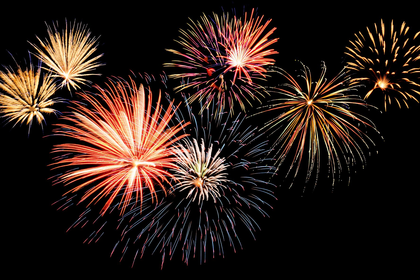 Fireworks Canceled? Here's How You Can Still Celebrate