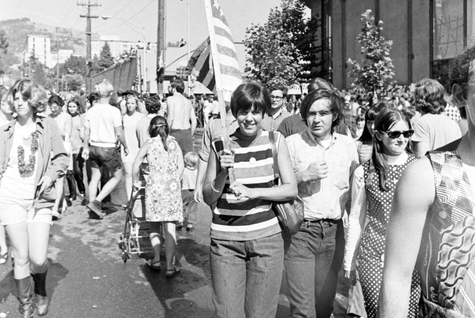 Fourth Of July In Berkeley
