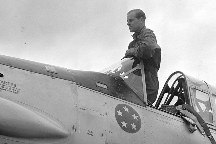 Duke In Cockpit