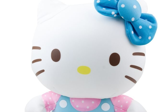 Children cloth toy-Hello Kitty figure