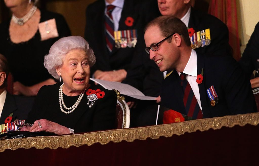 The Royal Family Attend The Annual Festival Of Remembrance