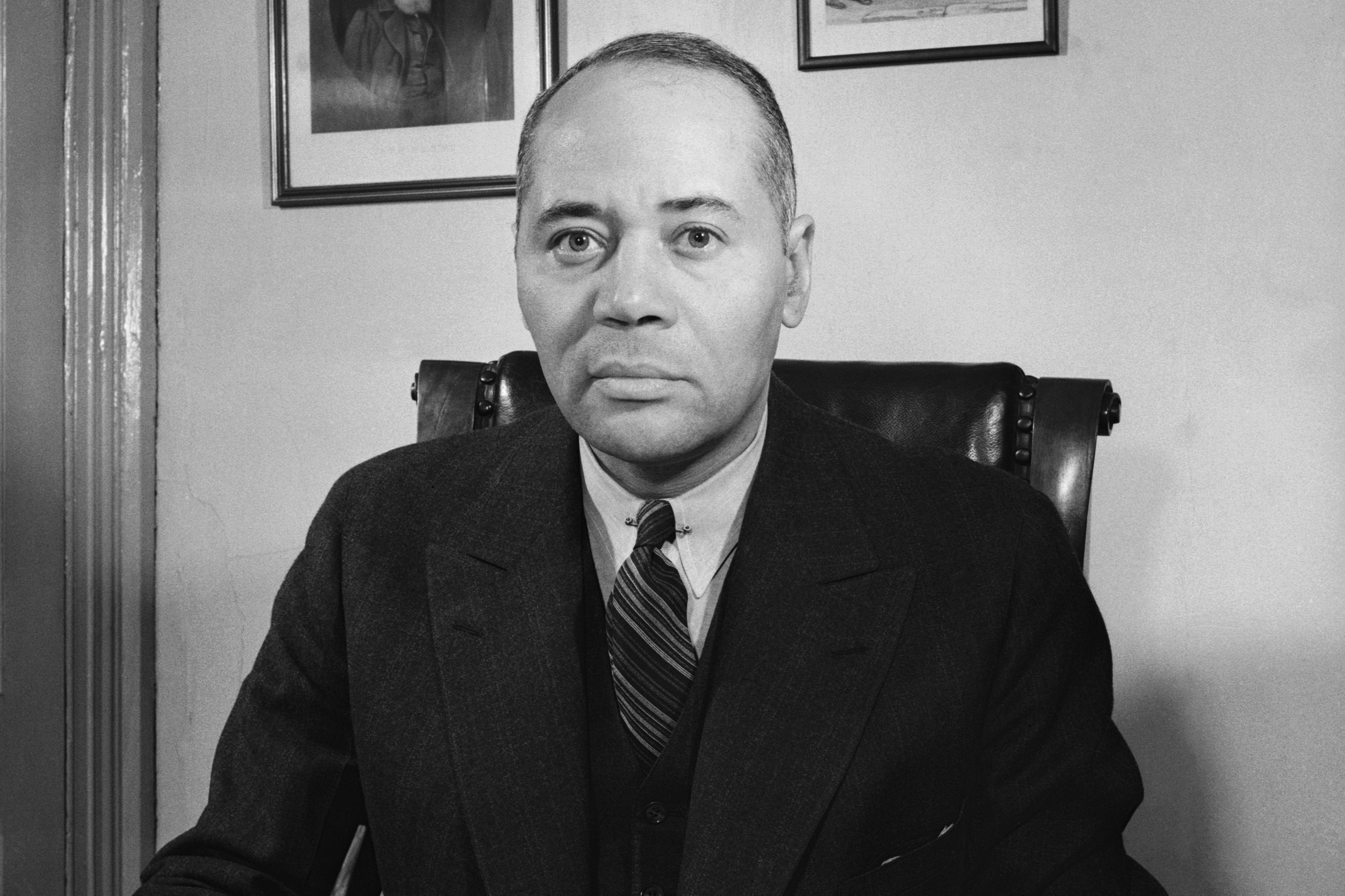 Chief Counsel Charles H. Houston