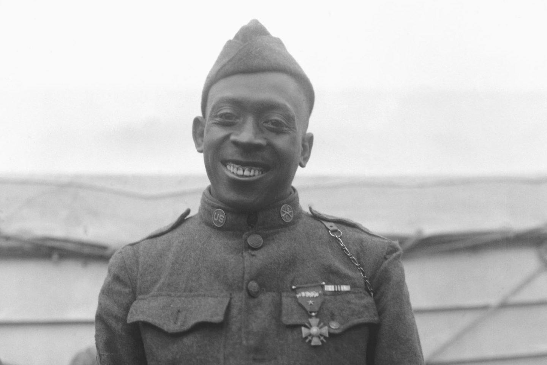 World War I Hero Sergeant Henry Johnson