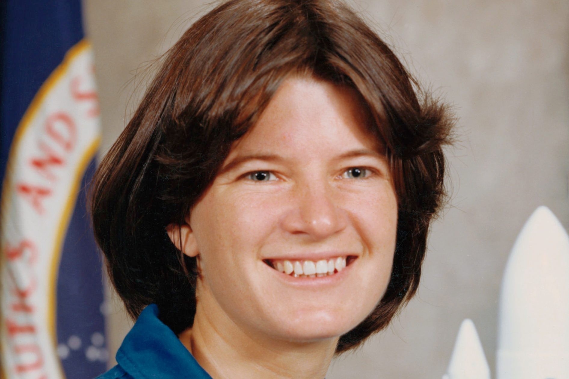 American Astronaut Sally Ride