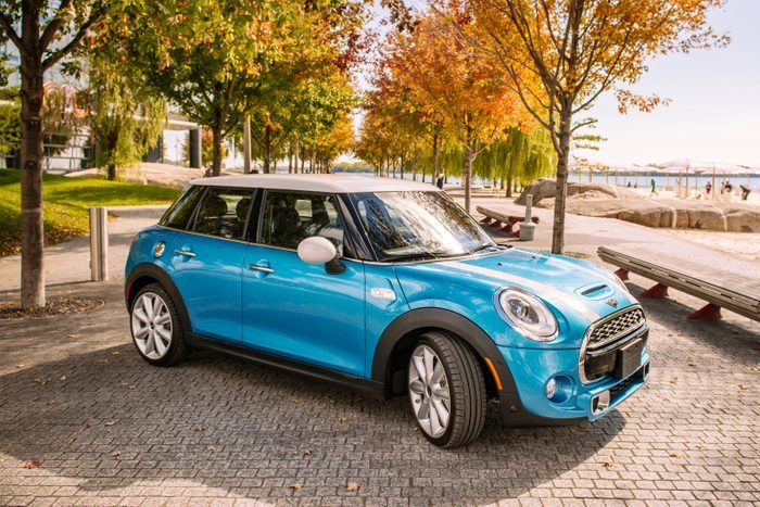 Latest model MINI COOPER