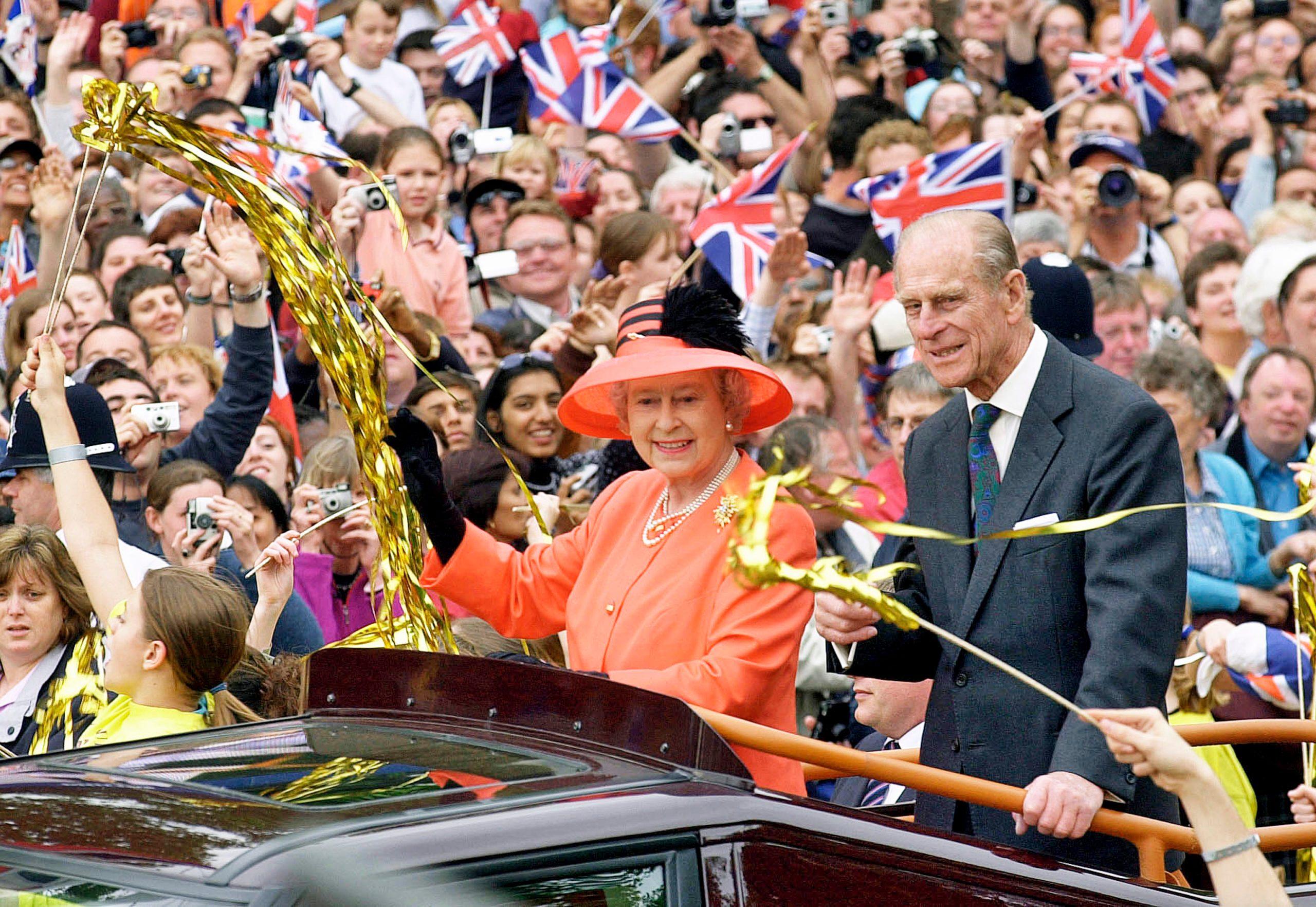Golden Jubilee 2002