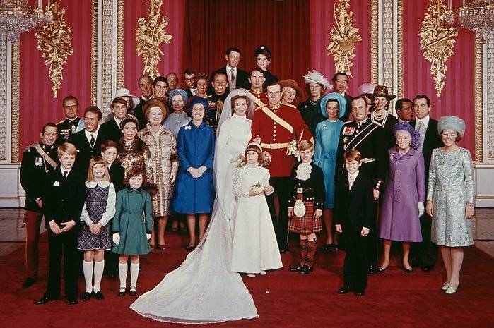 Princess Anne's Wedding